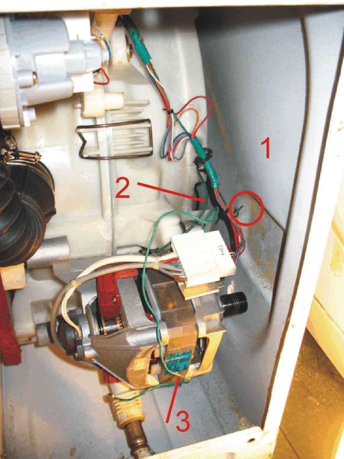 ФОТО : Как заменить ремень в стиральной машине? 51